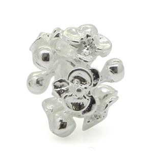 Isabella Charm - Silver 10003