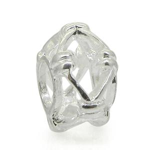Isabella Charm - Silver 10012