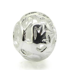 Isabella Charm - Silver 10016