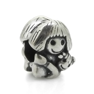 Isabella Charm - Silver 10046