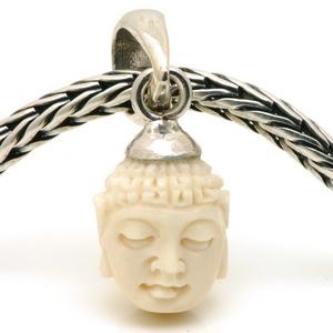 Buddha Head of Bone