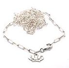 Necklace Link Chain 70cm