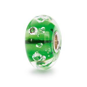 Diamantkugle, smaragdgrøn