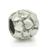 Isabella Charm - Silver 10051