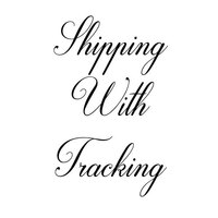 Shipping with tracking number