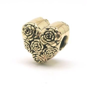 Heart of Roses brass